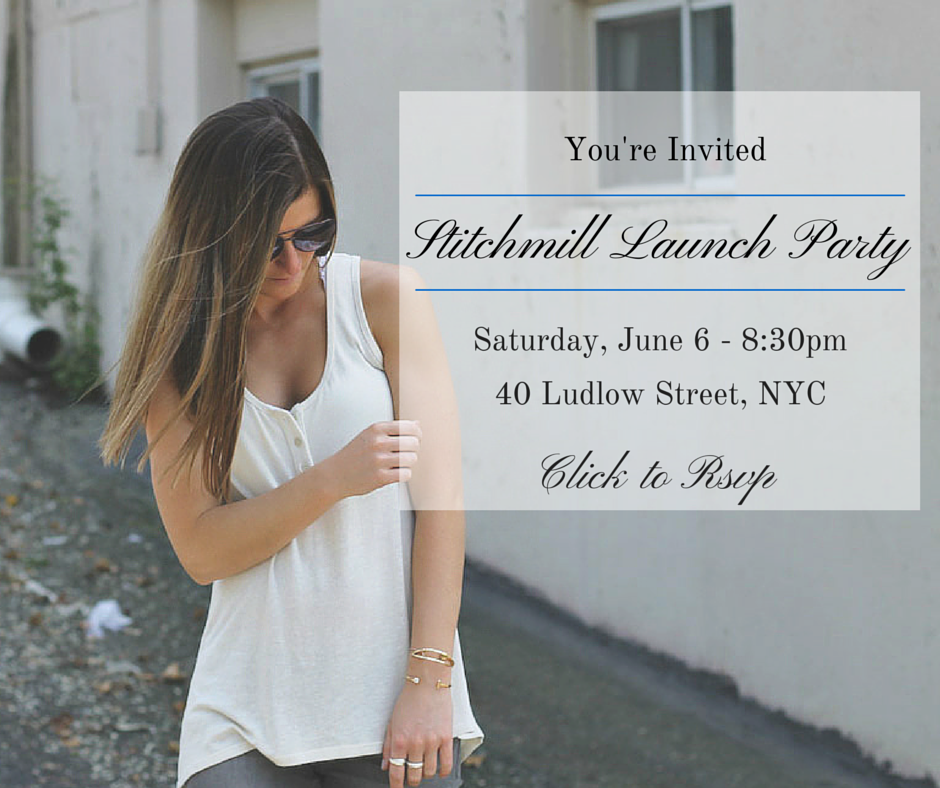 You're Invited..