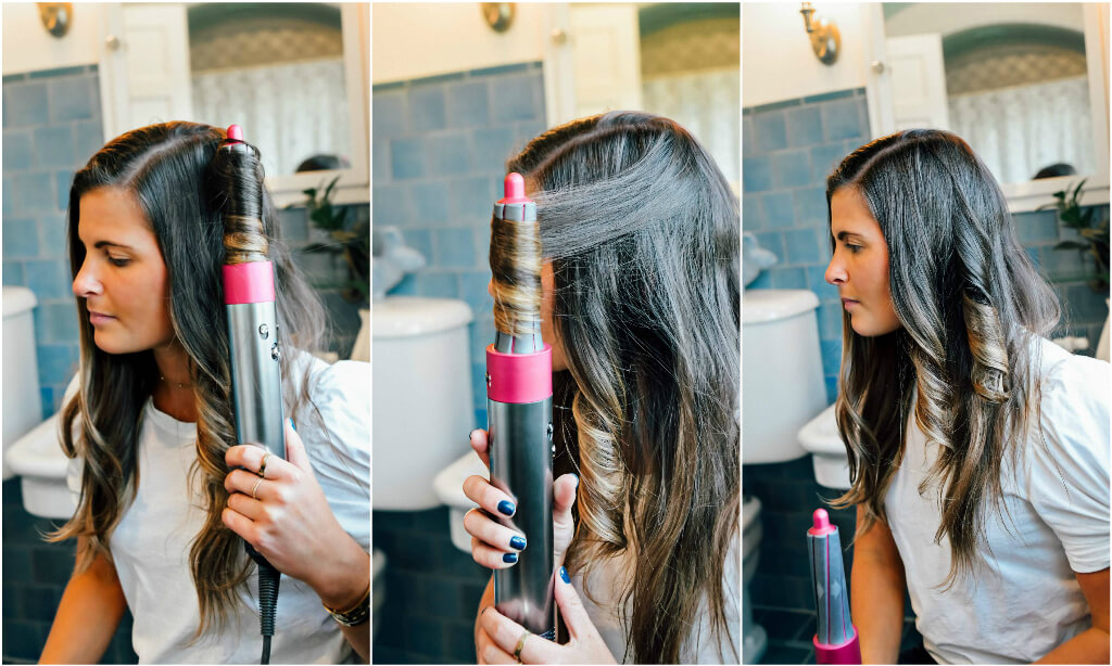 Dyson Airwrap Complete Styler For Multiple Hair Types and Styles, Tilden of To Be Bright